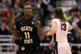 Cleanthony Early is one of Wichita State's top players, averaging 16 points and 6 rebounds a game. Credit: zimbio.com