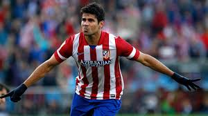 Diego Costa is 2nd in La Liga with 21 goals for Atletico Madrid this season. Cristiano Ronaldo has 22. Credit: hiilkubad.com