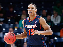 Malcolm Brogdon had 15 points, 4 rebounds and 2 steals in the win against Miami. Credit: college-basketball.si.com