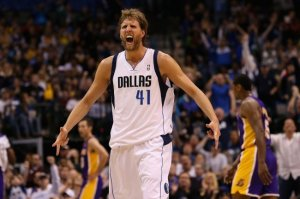 Dirk Nowitzki has the Dallas Mavericks moving in the right direction after a critical win against the Los Angeles Clippers. Credit: bleacherreport.com