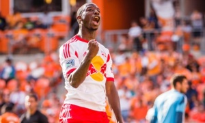 This is Bradley Wright-Phillips' first MLS All-Star appearance. Credit: www.theguardian.com